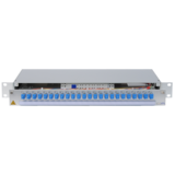 901233 - CCM Patchpanel 1HE Alu PRO