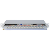 901240 - CCM Patchpanel 1HE Alu PRO