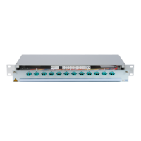 901227 - CCM Patchpanel 1HE Alu PRO