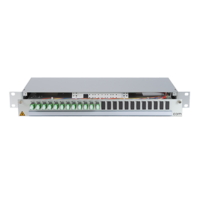 906255 - CCM Patchpanel 1HE Alu