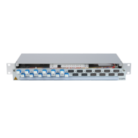 906304 - CCM Patchpanel 1HE Alu