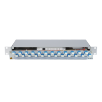 906306 - CCM Patchpanel 1HE Alu