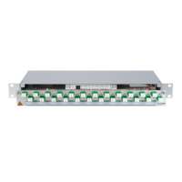 906334 - CCM Patchpanel 1HE Alu