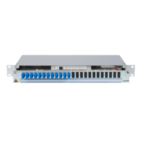 906422 - CCM Patchpanel 1HE Alu