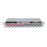 906386 - CCM Patchpanel 1HE Alu
