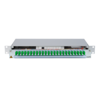 906446 - CCM Patchpanel 1HE Alu