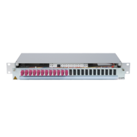 906488 - CCM Patchpanel 1HE Alu