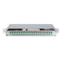 906257 - CCM Patchpanel 1HE Alu