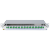 922780 - CCM SpiderLINE Patchpanel 1HE Alu PRO