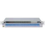 943000 - CCM SpiderLINE Patchpanel 1HE Alu PRO