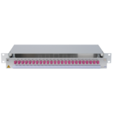 947537 - CCM SpiderLINE Patchpanel 1HE Alu PRO