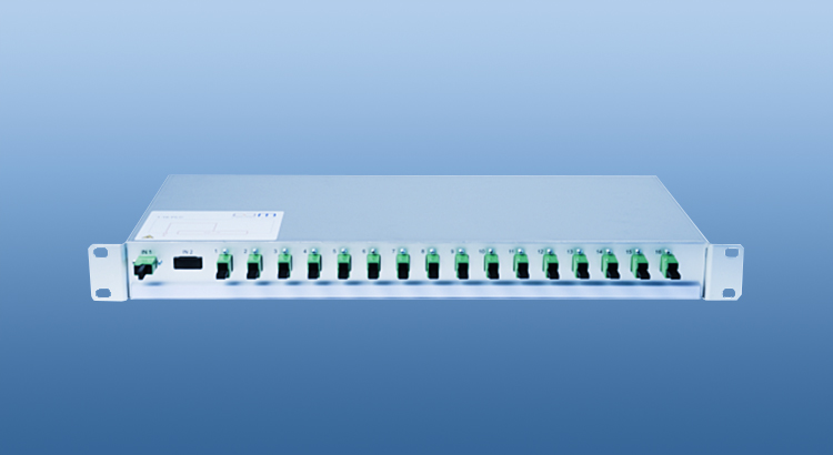 PLC Patchpanel 1HE
