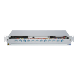 901215 - CCM Patchpanel 1HE Alu PRO