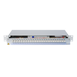 901237 - CCM Patchpanel 1HE Alu PRO