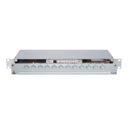 901223 - CCM Patchpanel 1HE Alu PRO