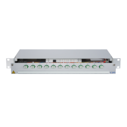 901211 - CCM Patchpanel 1HE Alu PRO