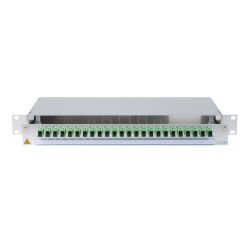 917495 - CCM SpiderLINE Patchpanel 1HE Alu PRO