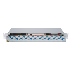 919691 - CCM Patchpanel 1HE Alu PRO