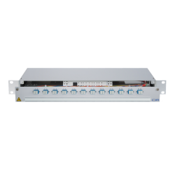 919697 - CCM Patchpanel 1HE Alu PRO