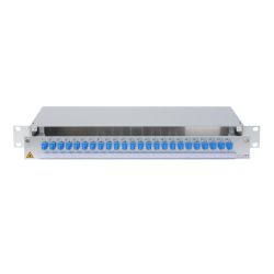 922839 - CCM SpiderLINE Patchpanel 1HE Alu PRO