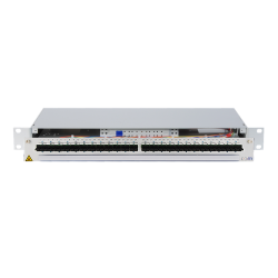 934899 - CCM Patchpanel 1HE Alu PRO