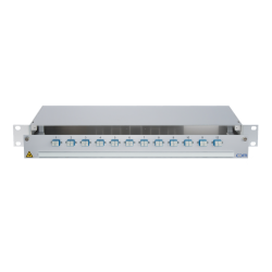 946090 - CCM SpiderLINE Patchpanel 1HE Alu PRO