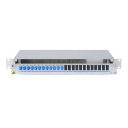 947595 - CCM SpiderLINE Patchpanel 1HE Alu PRO