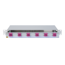 947555 - CCM SpiderLINE Patchpanel 1HE Alu PRO