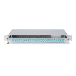 947140 - CCM SpiderLINE Patchpanel 1HE Alu PRO