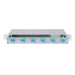 947549 - CCM SpiderLINE Patchpanel 1HE Alu PRO
