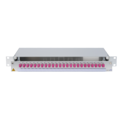 947538 - CCM SpiderLINE Patchpanel 1HE Alu PRO