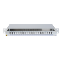 949839 - CCM SpiderLINE Patchpanel 1HE Alu PRO